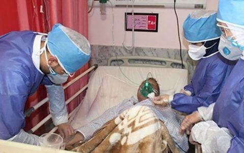 شناسایی ۲۳۴۵ بیمار جدید کرونا/ فوت ۱۸۴ بیمار در شبانه روز گذشته