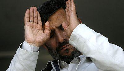 عضو جامعه روحانیت احمدینژاد مهره سوخته است شورای نگهبان, مهرهای سوخته, احمدینژاد