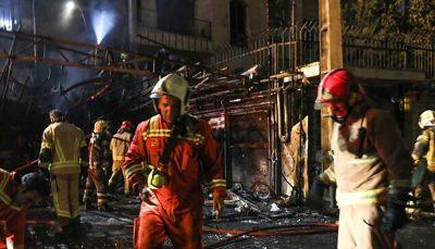 علت انفجار در کلینیک سینا اطهر مشخص شد