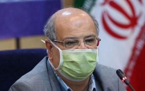 علیرضا زالی: محدودیتهای کرونایی تا پایان مرداد تمدید میشود/ تهران در وضعیت قرمز