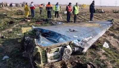 قرائت فرانسه از جعبه سیاه هواپیمای اوکراینی مطابق گزارش ما بود