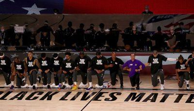 قوانین NBA تغییر کرد پخش سرود ملی, لیگ بسکتبال NBA