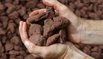 قیمت سنگ آهن پس از ۶ سال رکورد زد