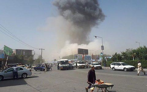 مقام ارشد آموزش و پرورش افغانستان بر اثر انفجار بمب کشته شد پلیس کابل, بمب مغناطیسی