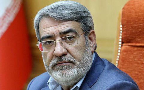 نگرانی بزرگ درباره انتخابات ۱۴۰۰ از زبان وزیر کشور عبدالرضا رحمانی فضلی, انتخابات 1400