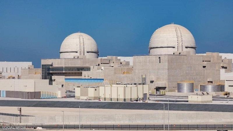 اولین راکتور هسته ای امارات به بهره برداری رسید