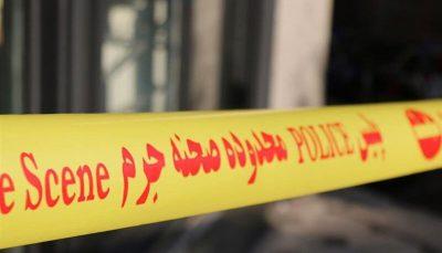 همسر دوستم را برای انتقام کشتم سرقت, قتل