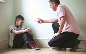 والدین حق دارند عصبانی شوند؟