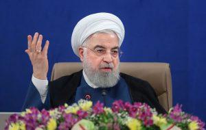 واکنش روحانی به شکست آمریکا در شورای امنیت / دومینیکن نصف یک جزیره است!