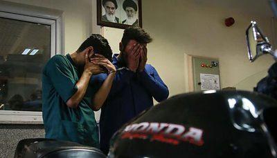 پلیس تهران راز موتور هوندا قرمز رنگ را فاش کرد
