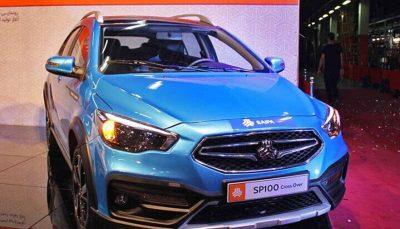 کراساوور سایپا؛ جذابترین خودروی جدید بازار را ببینید کراساوور