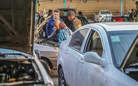 گلایه مکانیکها از تغییرات طراحی خودروهای داخلی استاندارد, خودروسازان, مکانیک ها