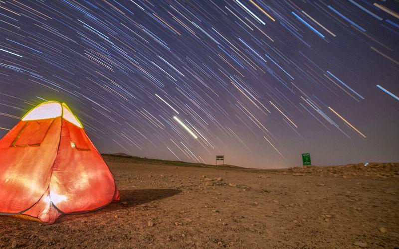 شبهای بارش شهابی برساوشی/ تصاویر