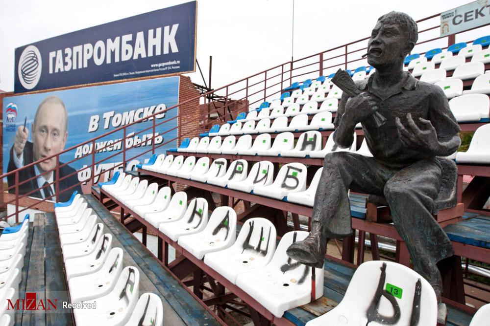 2724420 525 روسیه, عجیبترین مجسمهها