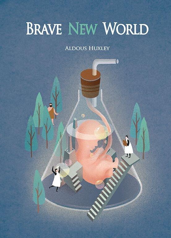 4473509 کتاب, آلدوس هاکسلی, هویت انسانی