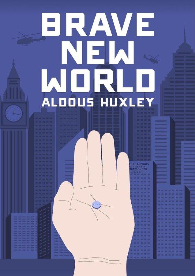 4473511 کتاب, آلدوس هاکسلی, هویت انسانی