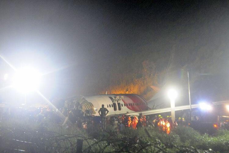 4478638 هواپیمای بویینگ, کرالا, جنوب هند
