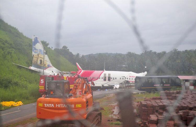 4478643 هواپیمای بویینگ, کرالا, جنوب هند