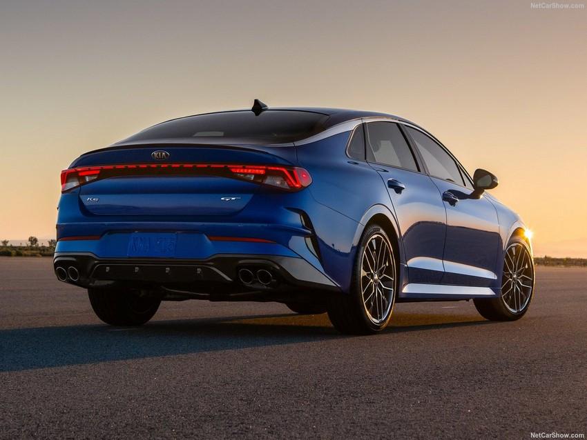 آشنایی با گران قیمت ترین کیا K5 (اپتیما) مدل 2021