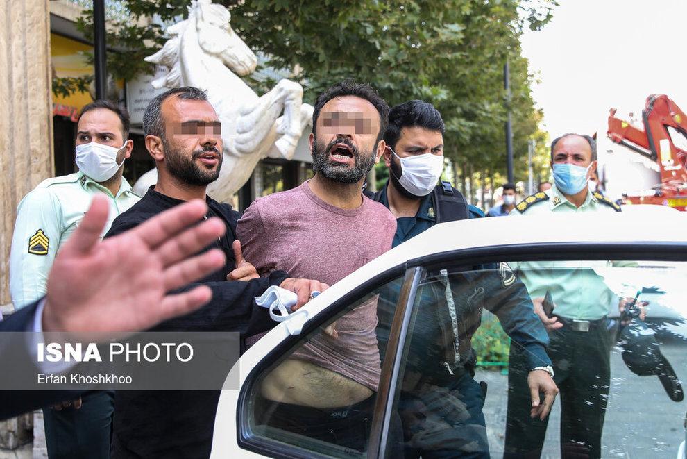 resized 735626 575 خودکشی, هتل فردوسی تهران