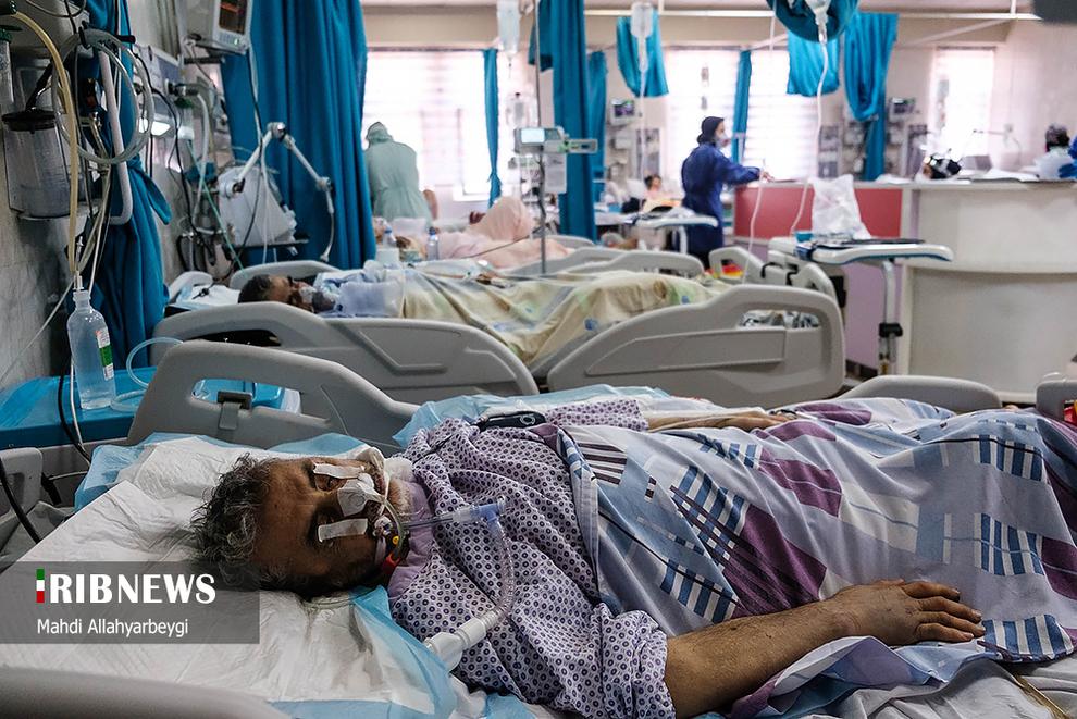 resized 737792 279 بیماران کرونایی, آی سی یو, بیمارستانهای کرج