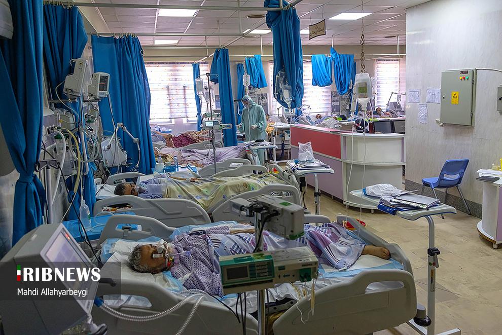 resized 737794 145 بیماران کرونایی, آی سی یو, بیمارستانهای کرج