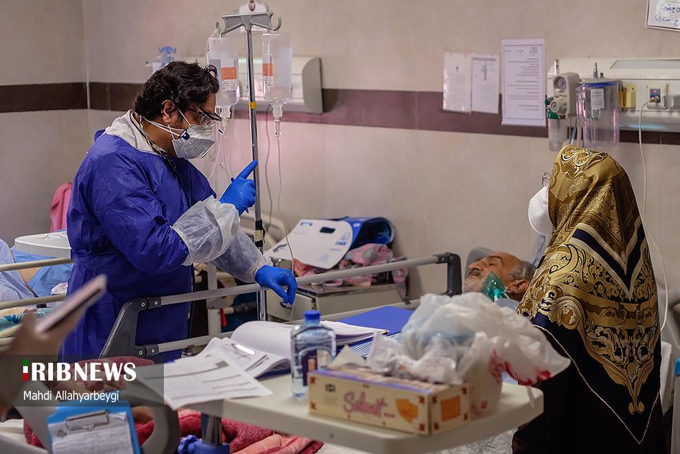 resized 737800 864 بیماران کرونایی, آی سی یو, بیمارستانهای کرج