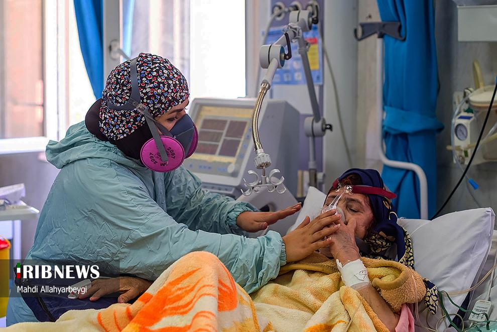 resized 737802 495 بیماران کرونایی, آی سی یو, بیمارستانهای کرج