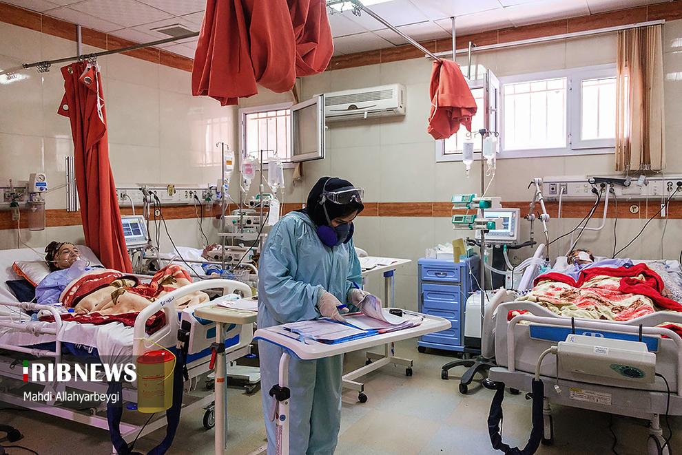 resized 737807 265 بیماران کرونایی, آی سی یو, بیمارستانهای کرج
