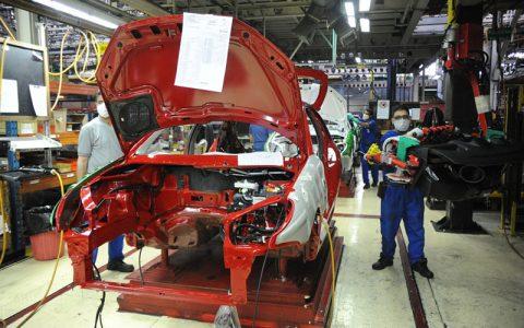 افزایش ۴۵ درصدی تولید در ایران خودرو
