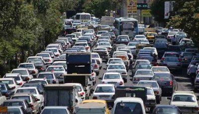 بازگشت ترافیک سنگین به تهران با بازگشایی مدارس بازگشایی مدارس, ترافیک
