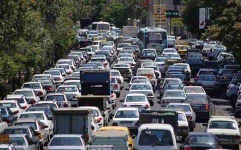 بازگشت ترافیک سنگین به تهران با بازگشایی مدارس