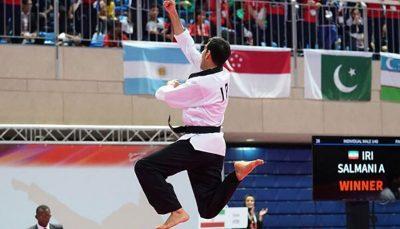برنامه رقابتهای تکواندو قهرمانی جهان اعلام شد مسابقات پومسه قهرمانی جهان