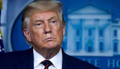 برگ برنده ترامپ در انتخابات لو رفت انتخابات, ترامپ