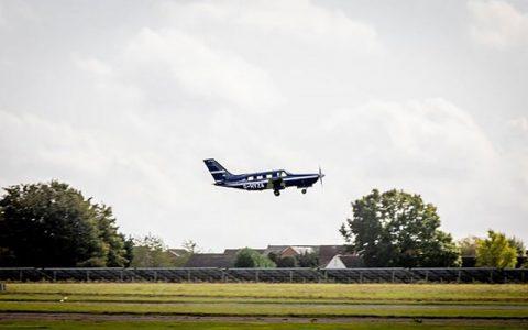 هواپیمای هیدروژنی جهان پرواز کرد