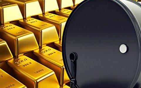 بهای امروز نفت و طلا در بازارهای جهانی بهای امروز نفت و طلا, بازارهای جهانی
