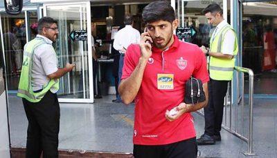 تماس ترابی با گلمحمدی در قطر ترابی, قطر, یحیی گلمحمدی