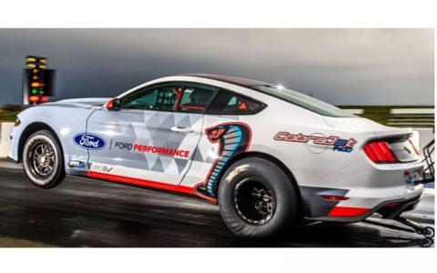 تولید خودروی برقی فورد با سرعت 270 کیلومتر در ساعت