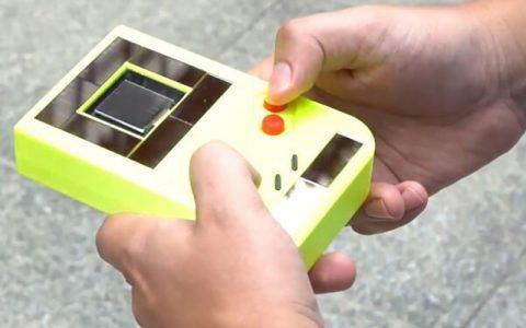 تولید کنسول بازی که بدون باتری شارژ میشود کنسول بازی, گیم بوی