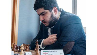 حضور دو نماینده شطرنج ایران در مسابقات قهرمانی جوانان جهان