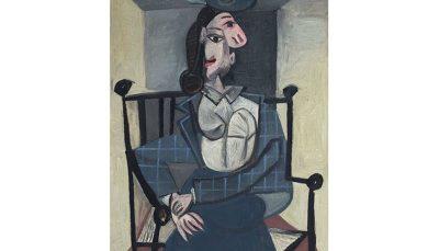 «دورا مار» پیکاسو، نگین حراجی هنری کریستیز از قرن بیستم