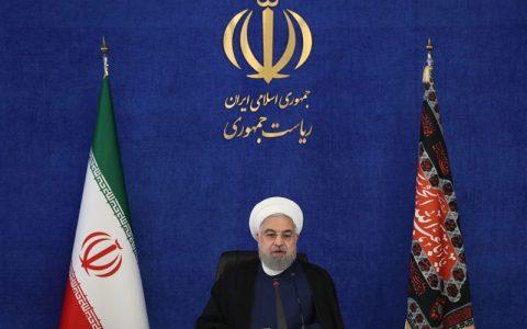 روحانی: امسال راهپیمایی اربعین چه در عراق و چه در ایران نداریم