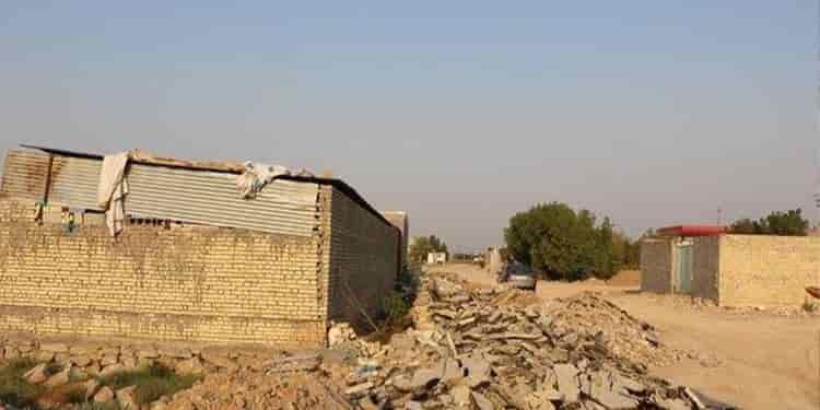 روستای ابوالفضل 1 املاک بنیاد, روستای ابوالفضل اهواز, پرویز فتاح