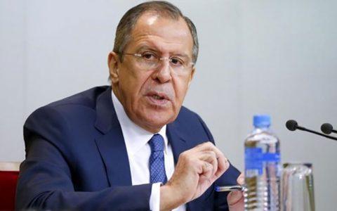 روسیه از گفتگوی ایران و آمریکا حمایت می کنیم برجام, سرگی لاوروف