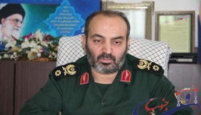 پاسدار حاج حسین دقیقی12 e1484116961659 مشاور عالی فرمانده سپاه: اگر عین الاسد را نمیزدیم امنیت ایران از دست میرفت