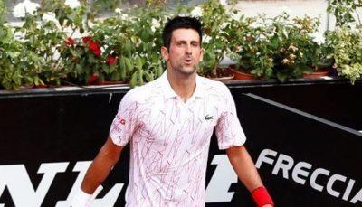قهرمانی نواک جوکوویچ در تنیس آزاد رم