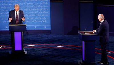کامل مناظره مهم دیشب در مناظره انتخاباتی ترامپ و بایدن چه گذشت؟