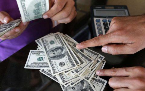 محدوده قرمز دلار کجاست؟