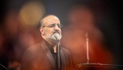محمد اصفهانی خواننده تیتراژ پایانی «زمین گرم» شد