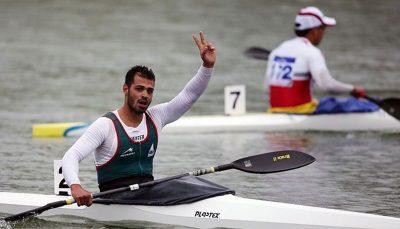 قایقرانی تعویق المپیک به ضررم شد